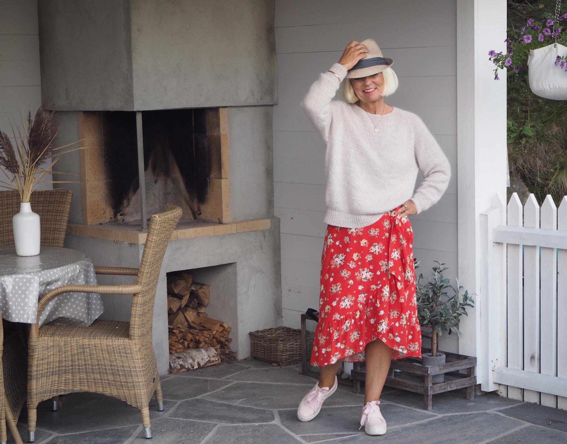 f4e7122b Strikk til høsten – Ingrid Tunheim